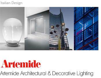 Artemide Architectural & Decorative Lighting