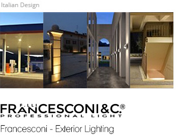 Francesconi – Exterior Lighting