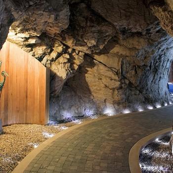 Rocky Island Crematorium, Co. Cork. Lighting designers.