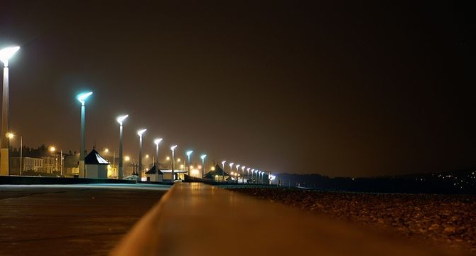 Bray Promenade- Outdoor Lighting