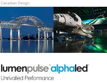 AlphaLED Lumenpulse- Unrivalled Performance