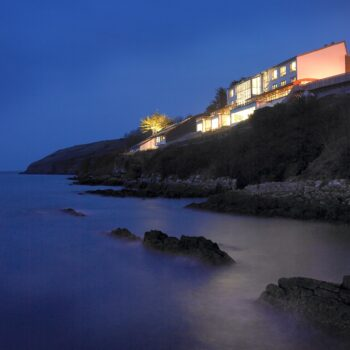 Cliff House Hotel – hotel lighting