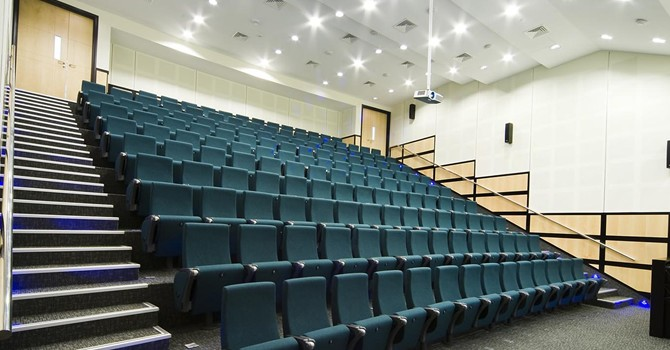 Medical University Bahrain- Lighting Design