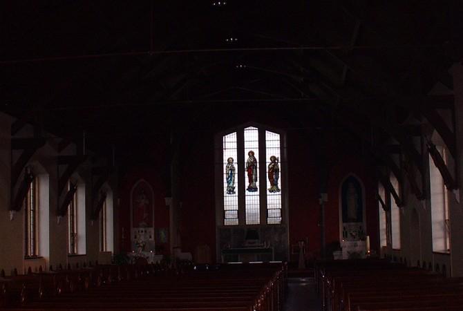 Church conservation – Church of the Sacred Heart, Kiskeam