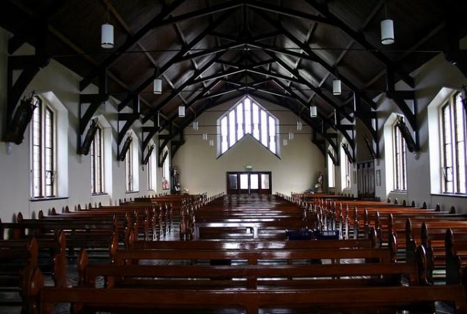 Church of the Sacred Heart, Kiskeam