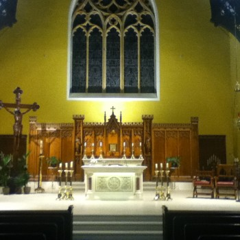 Carrigart Church Donegal