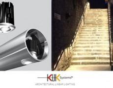 KLIK Systems – Handrail Lighting