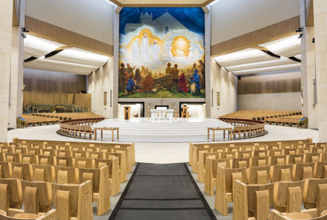 Knock Basilica, Co Mayo