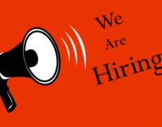 We're hiring: Job Vacancy for Electrical Engineer (Lighting).